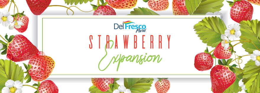YES!Berries Phase 2 Strawberry Expansion Featured in And Now U Know!