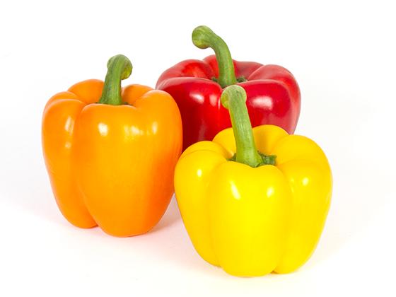 Sweet Rainbow Peppers Delfrescopure