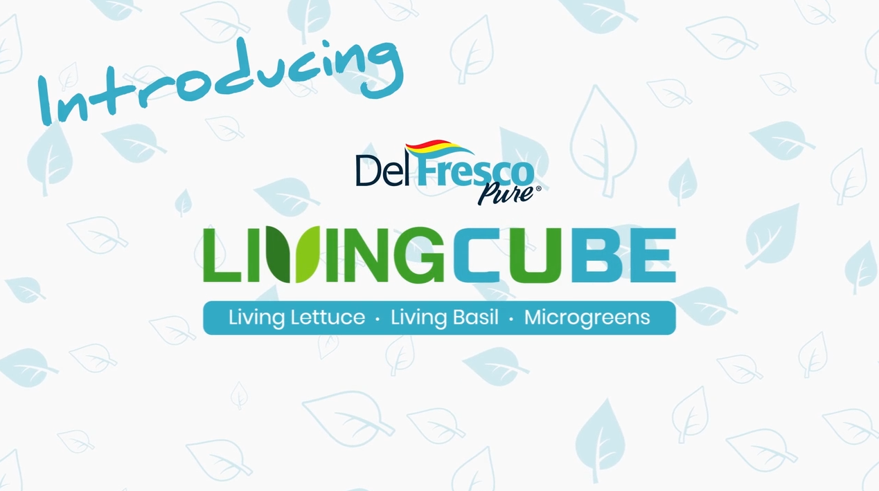 Introducing LivingCube™ - Opening Video Page